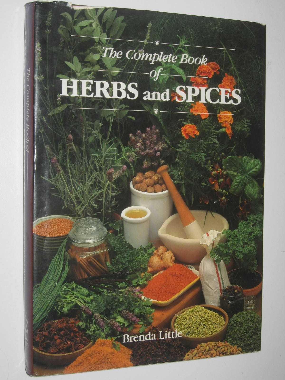 Image for The Complete Book of Herbs and Spices