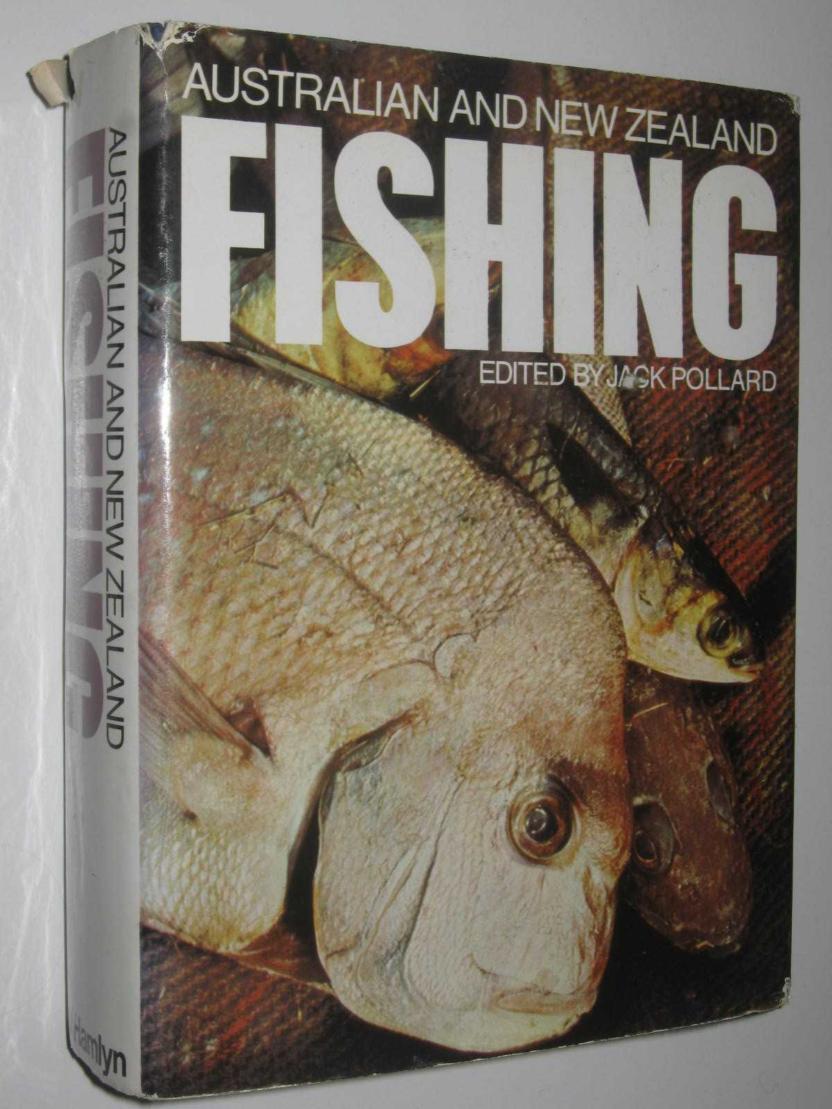 Image for Australian and New Zealand Fishing