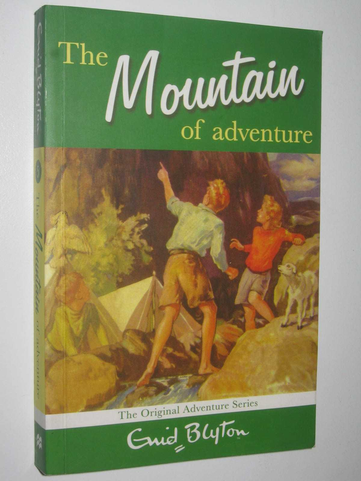 Image for The Mountain of Adventure - Adventure Series #5