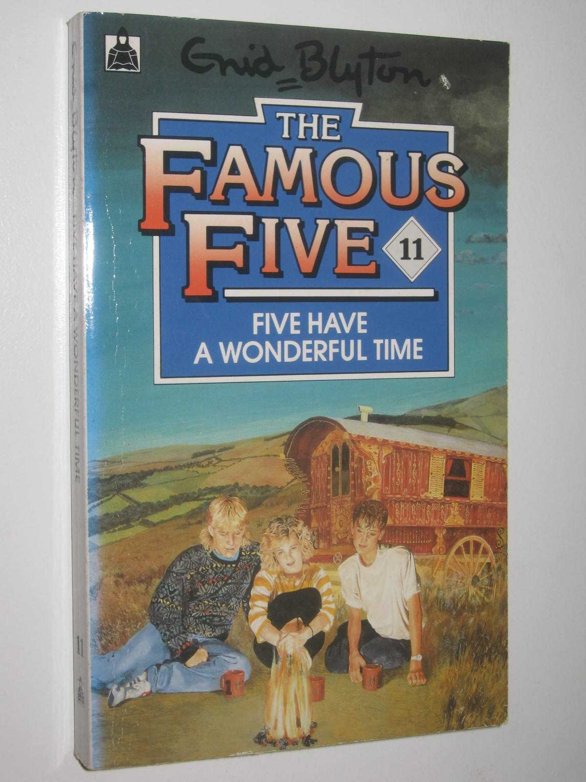 Image for Five Have a Wonderful Time - Famous Five Series #11