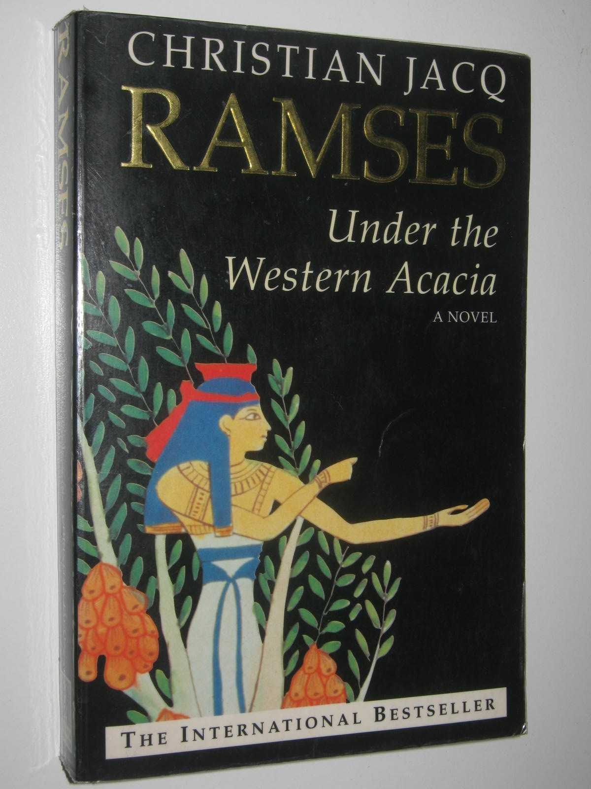 Image for Under the Western Acacia - Ramses Series #5