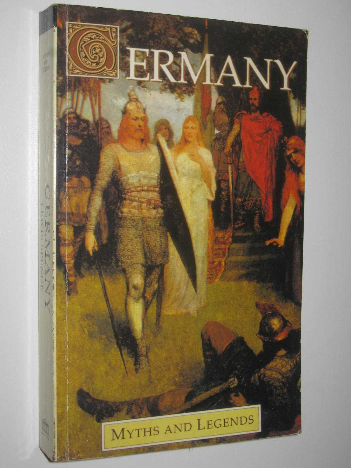 Image for Germany : Myths And Legends