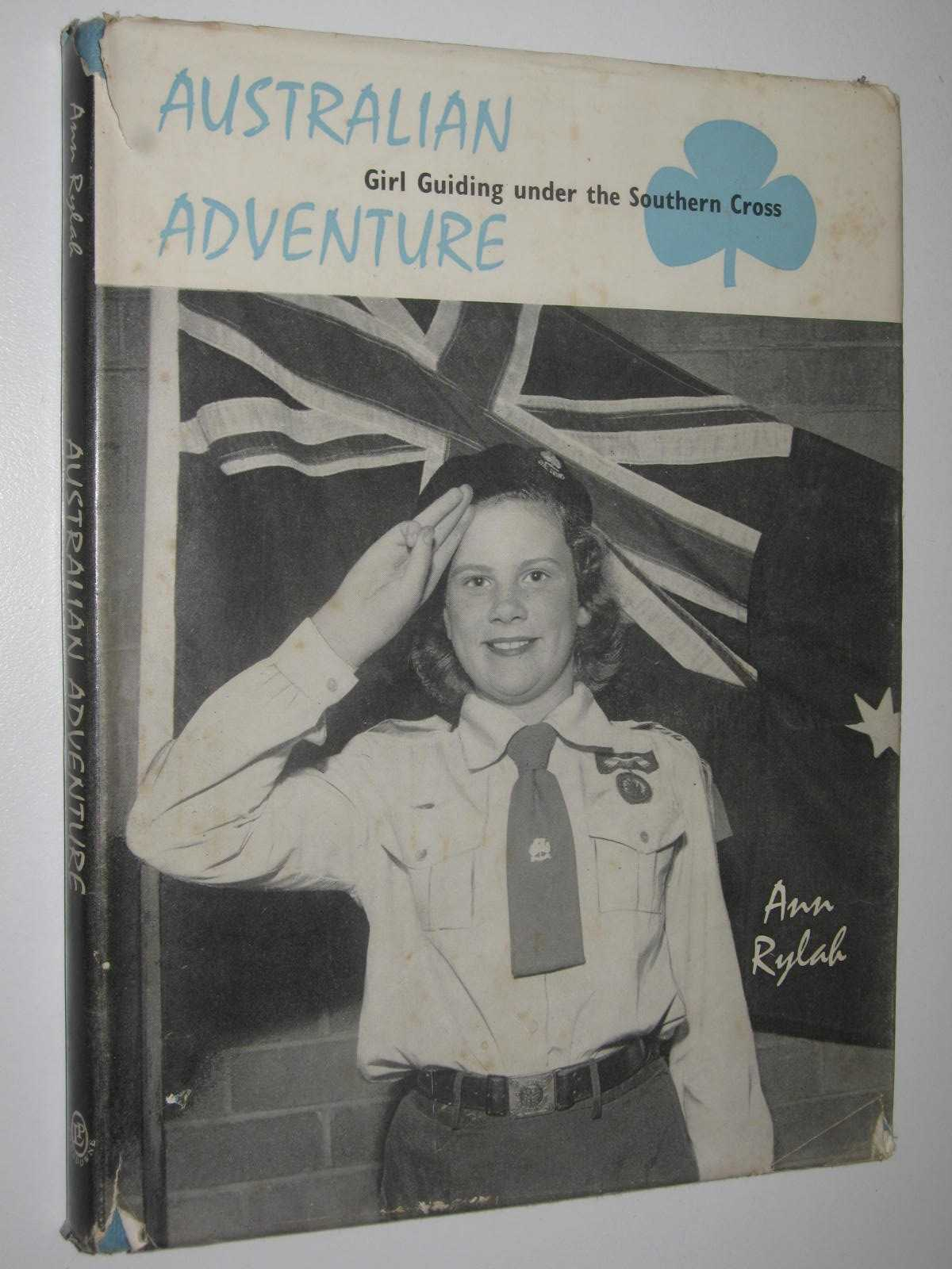 Image for Australian Adventure Girl Guiding Under The Southern Cross
