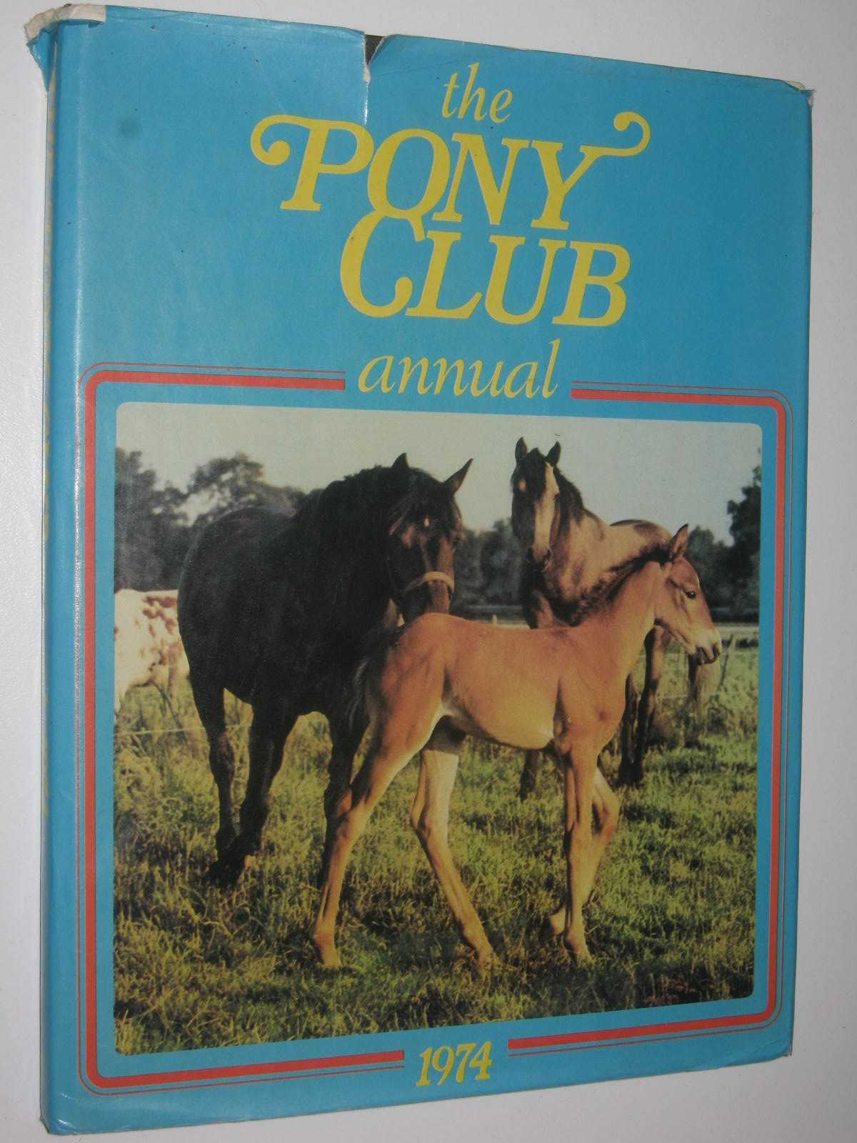 Image for The Pony Club Annual 1974