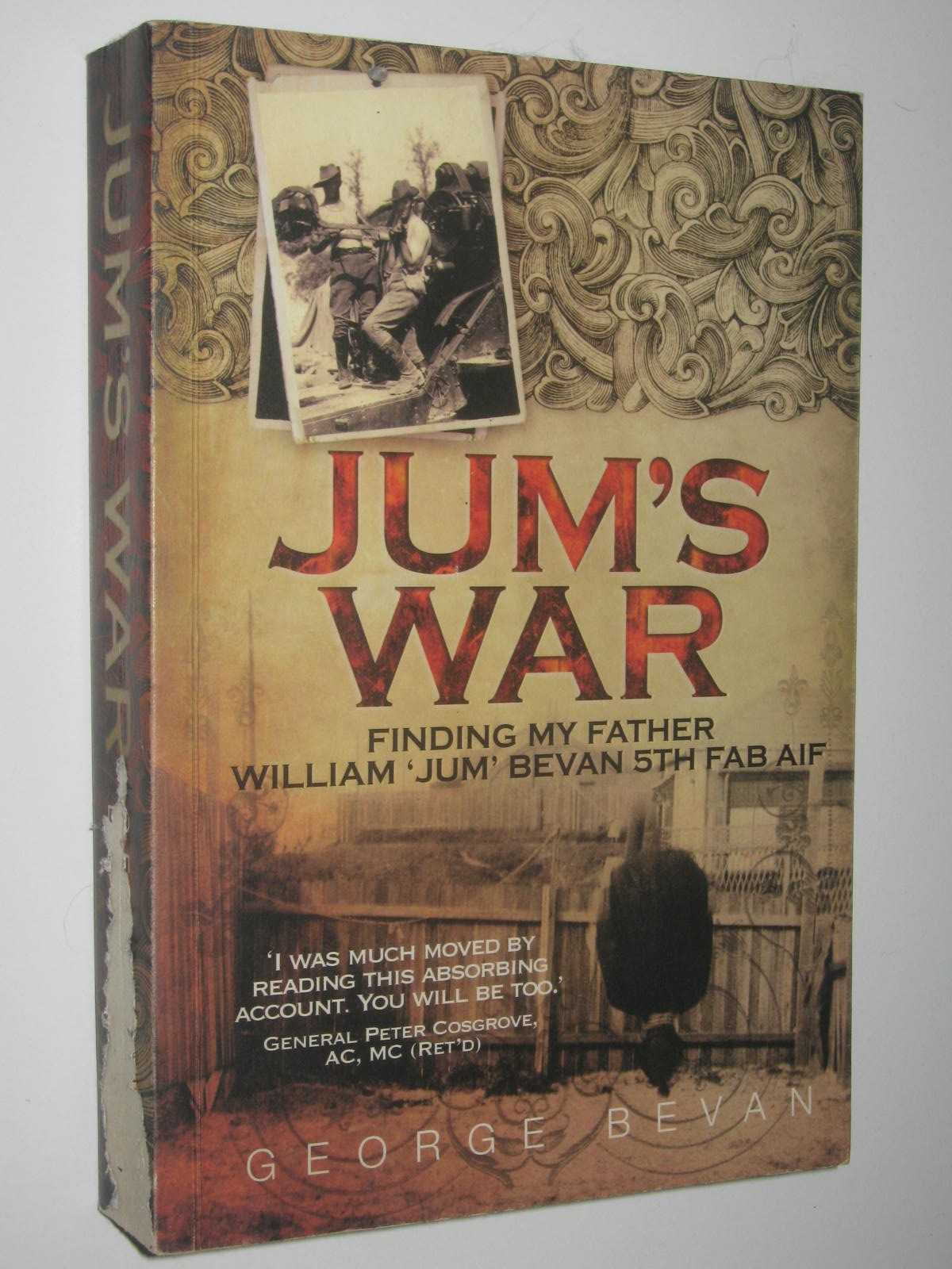 Image for Jum's War : Finding My Father