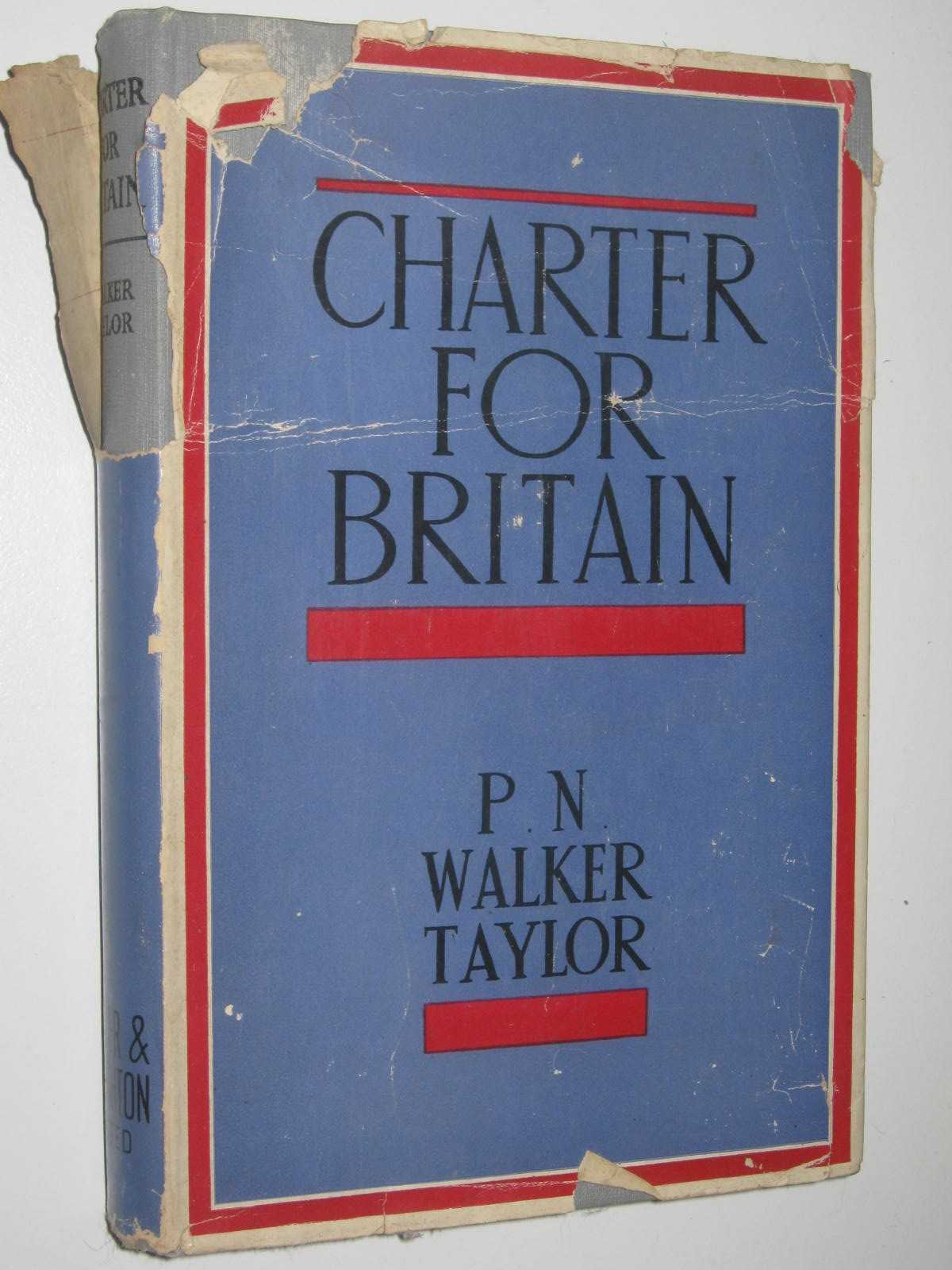 Image for Charter For Britain