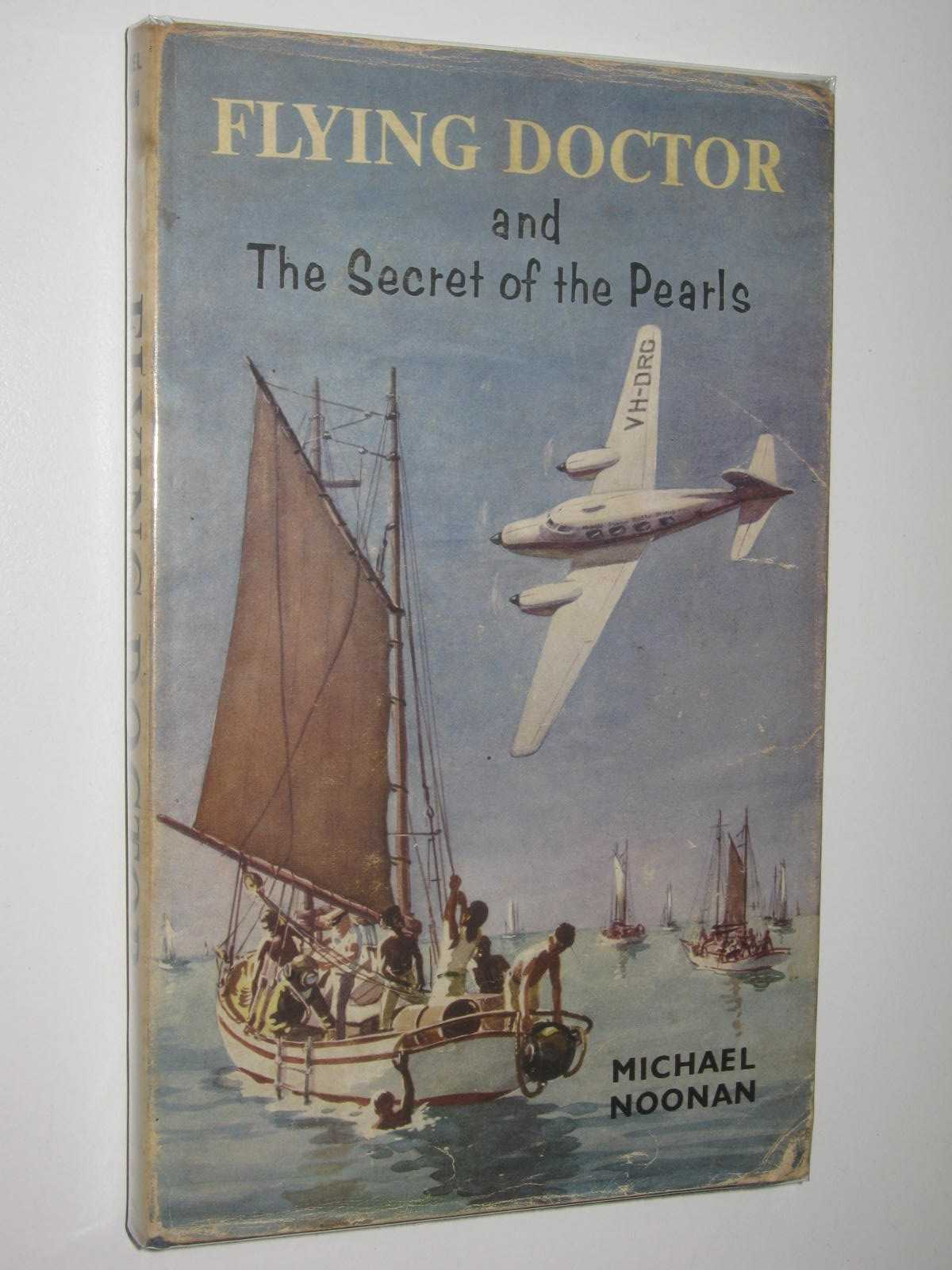 Image for Flying Doctor and the Secret of the Pearls