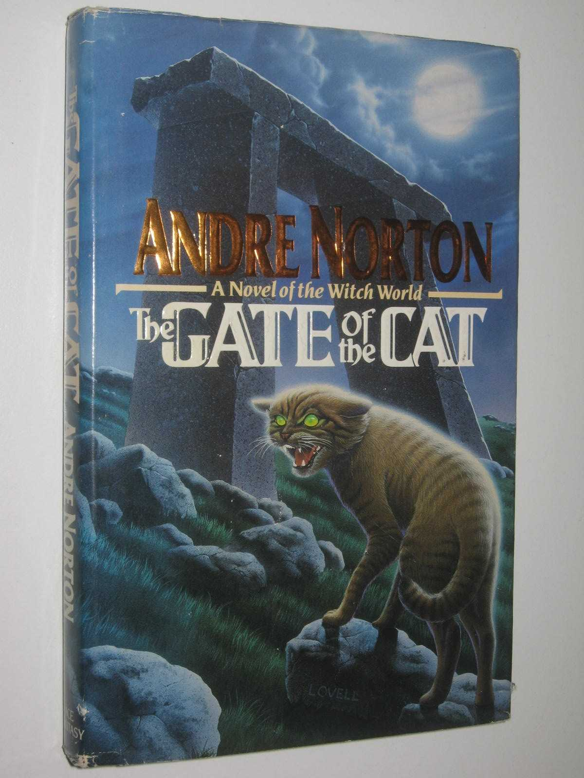 Image for The Gate of the Cat - Witch World Series