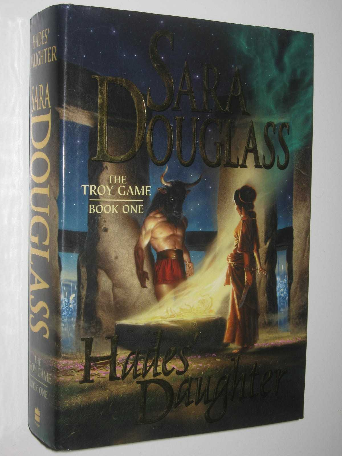 Image for Hades' Daughter - The Troy Game Series #1