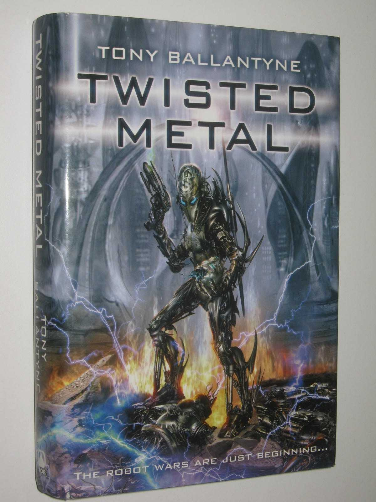 Image for Twisted Metal - Penrose Series #1