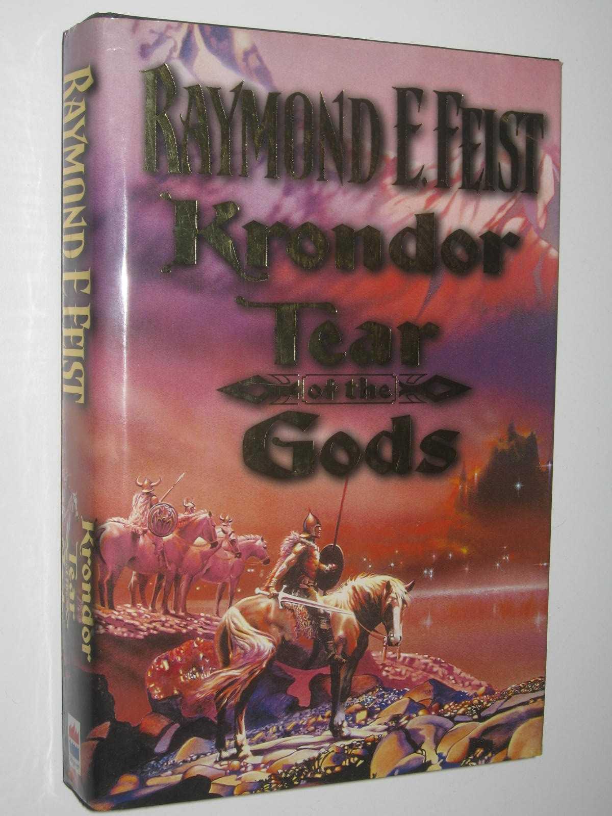 Image for Krondor: Tear of the Gods - Riftwar Legacy Series #3