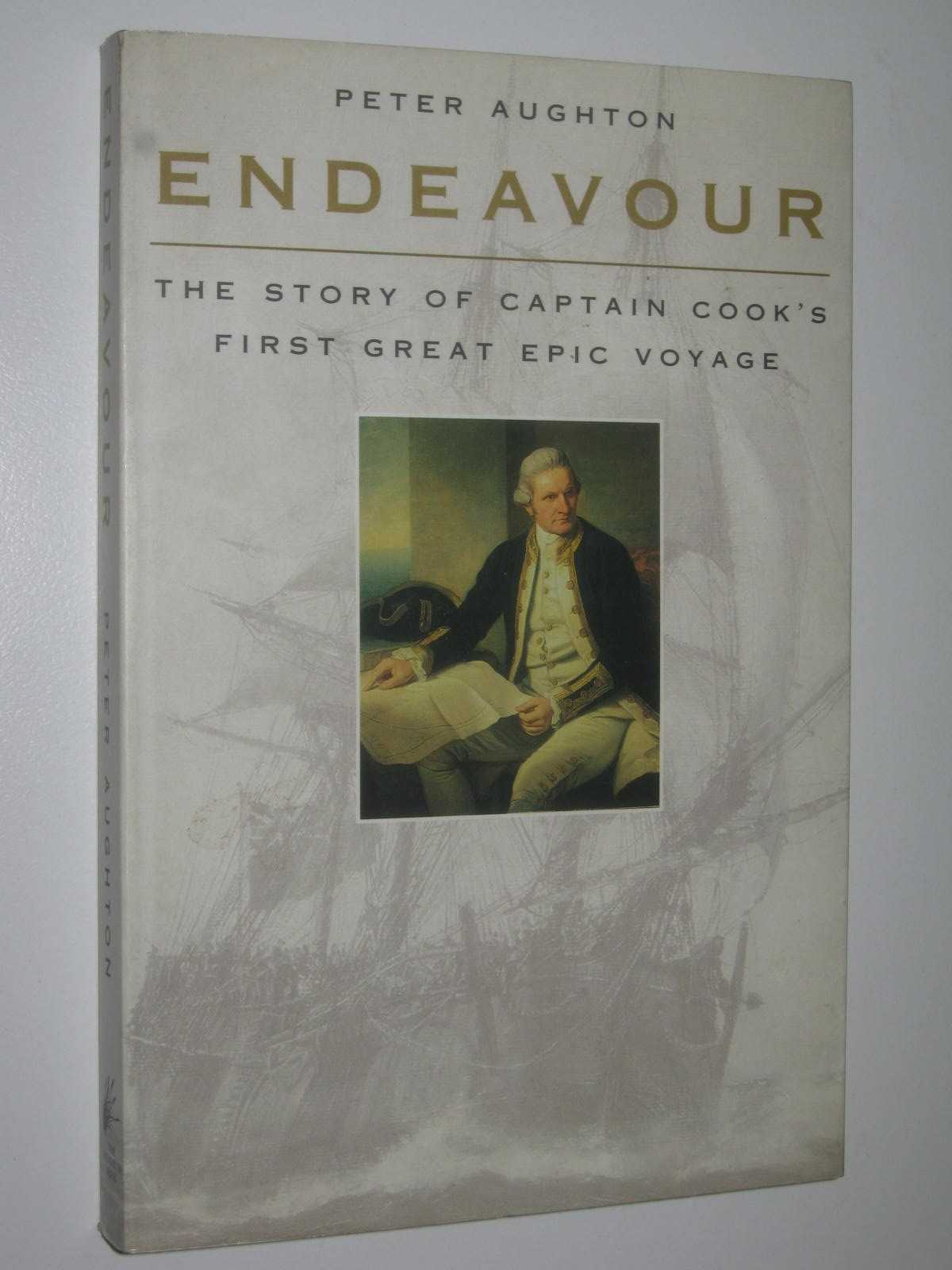 Image for Endeavour : Story of Captain Cook's First Great Epic Voyage