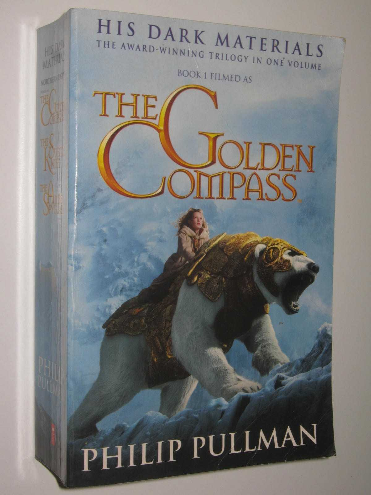 Image for His Dark Materials : Northern Lights (The Golden Compass) & The Subtle Knife & The Amber Spyglass