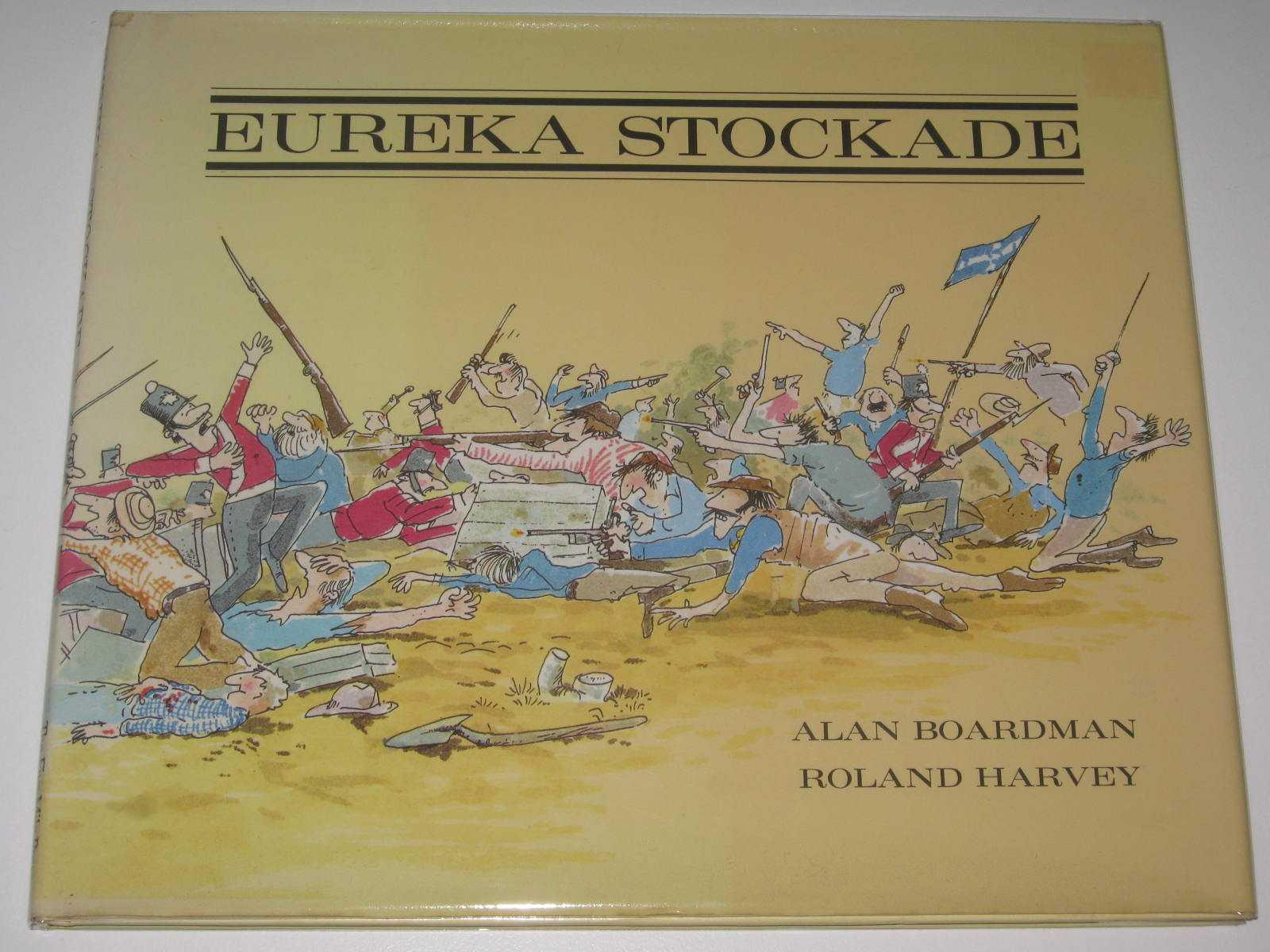 Image for Eureka Stockade