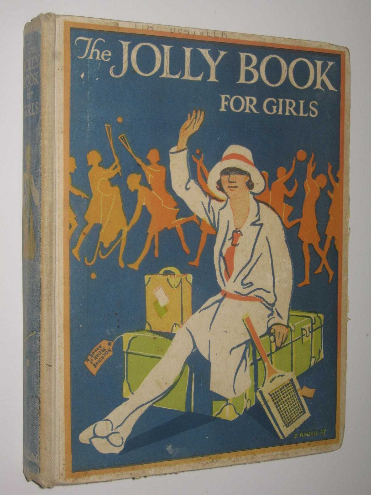 Image for The Jolly Book for Girls