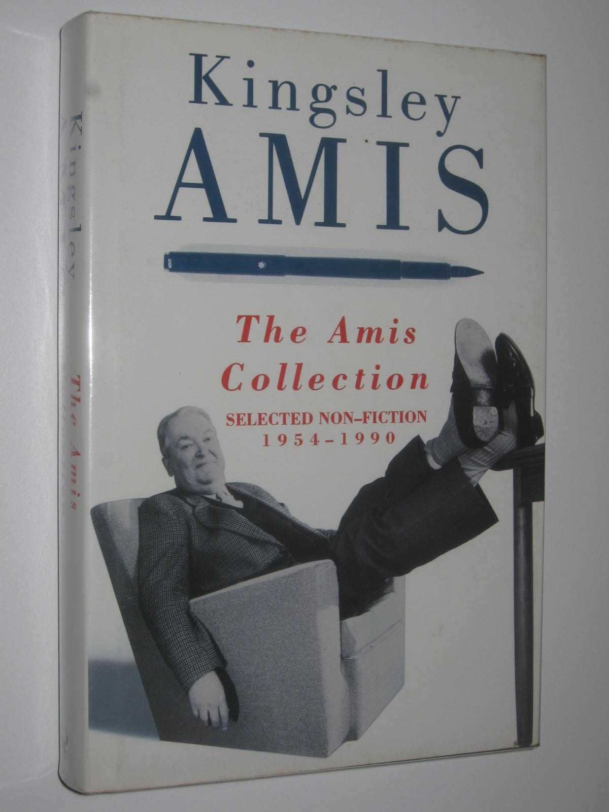 Image for The Amis Collection : Selected Non-Fiction 1954-1990