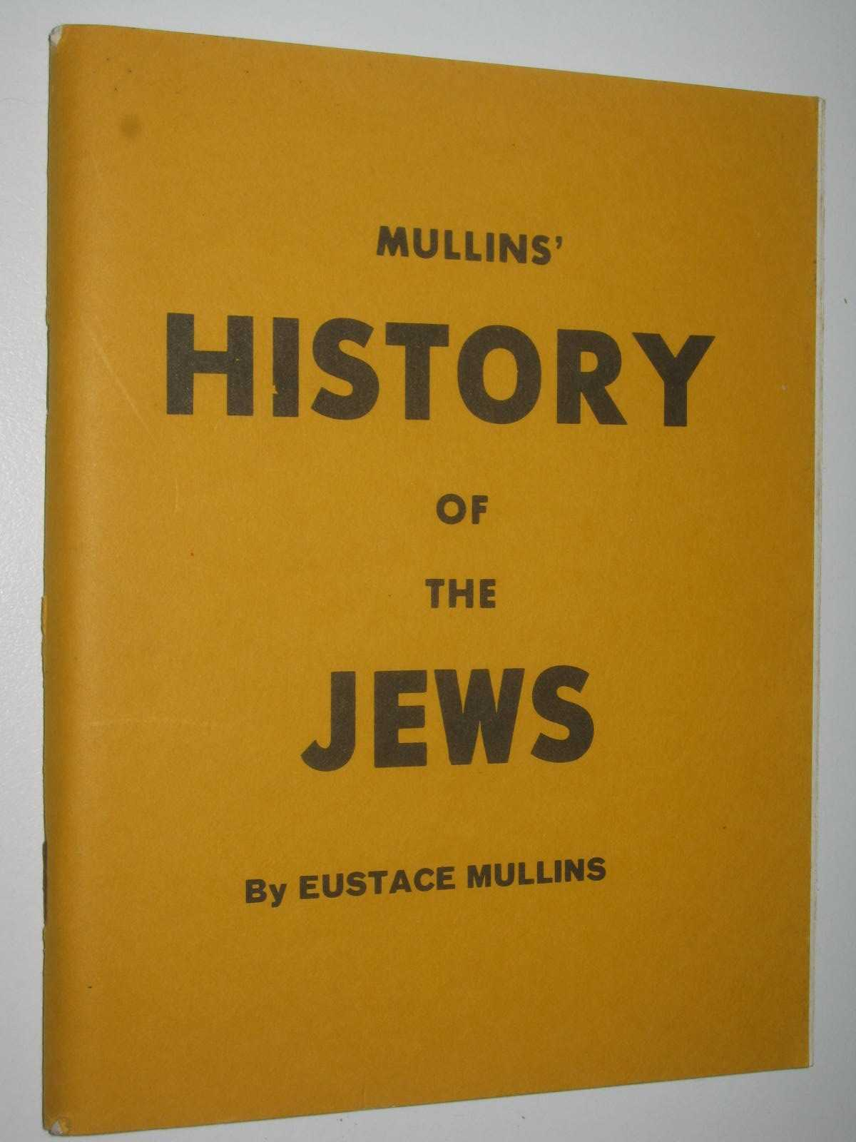 Image for Mullins' History of the Jews