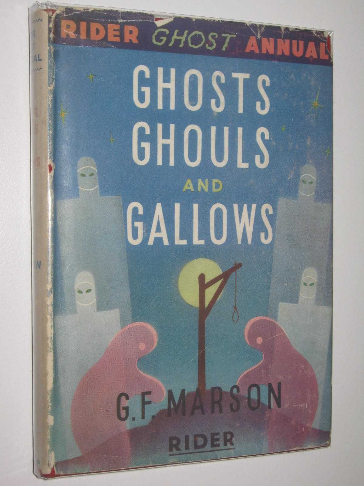 Image for Ghosts, Ghouls and Gallows
