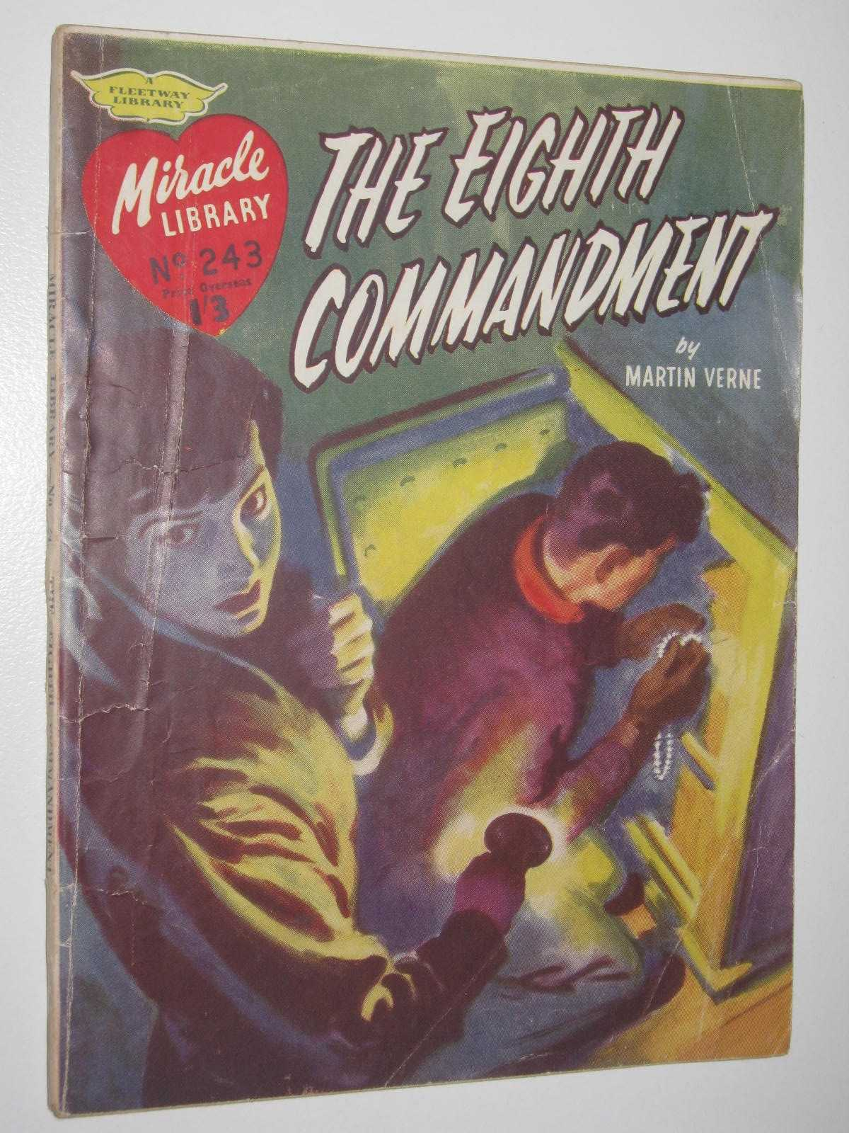 Image for The Eighth Commandment - Miracle Library Series #243