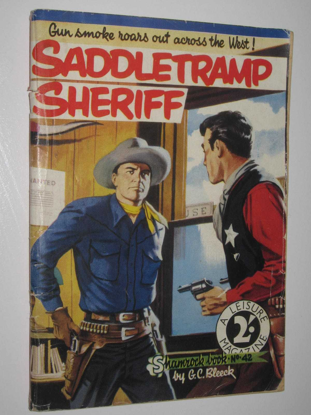 Image for Saddletramp Sheriff
