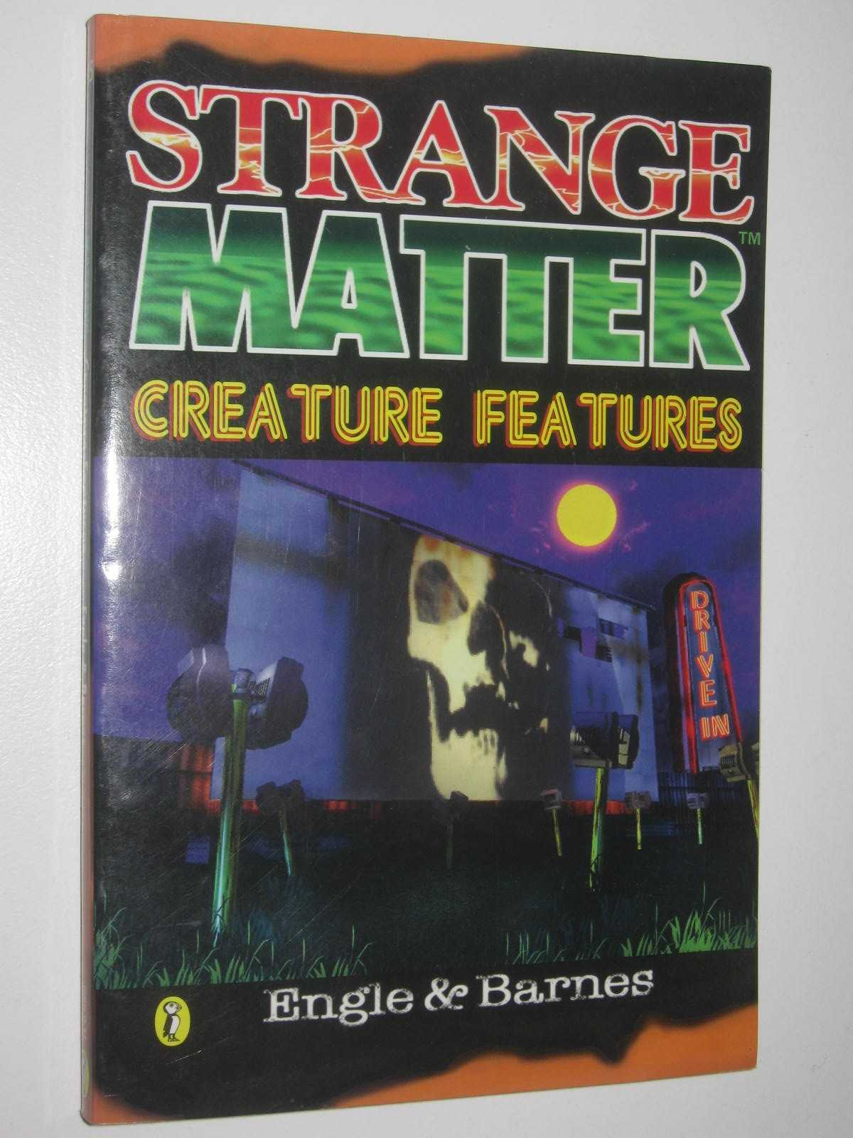 Image for Creature Features - Strange Matter Series #15