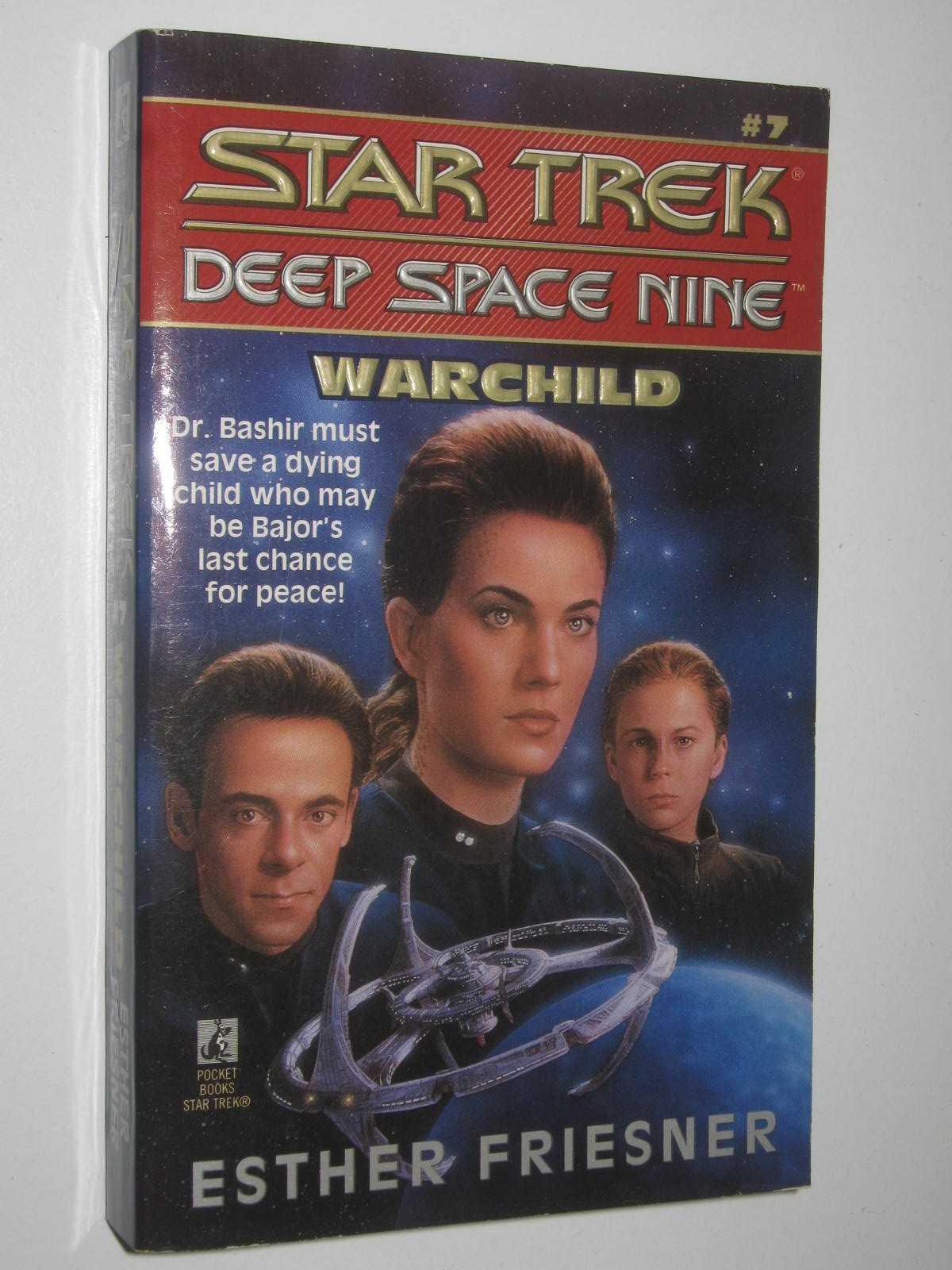 Image for Warchild - STAR TREK Deep Space Nine Series #7