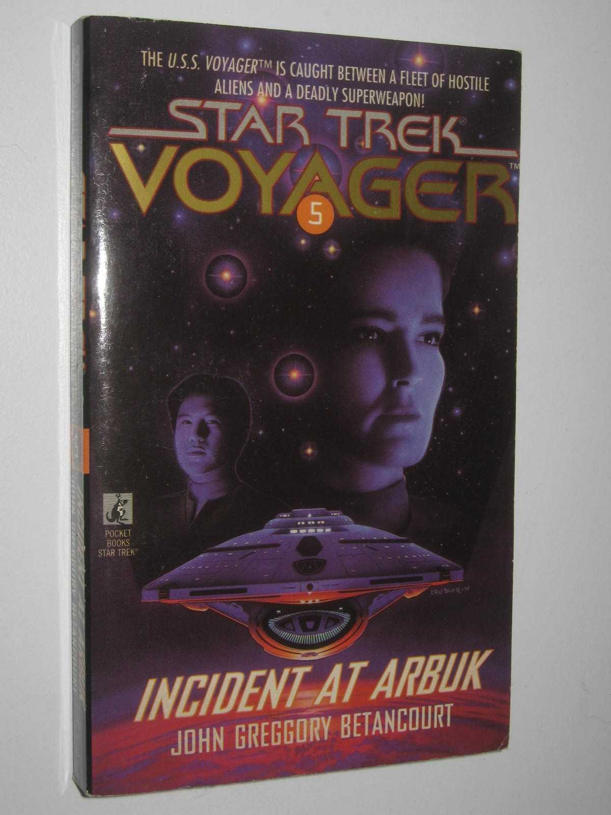 Image for Incident at Arbuk - Star Trek Voyager Series #5