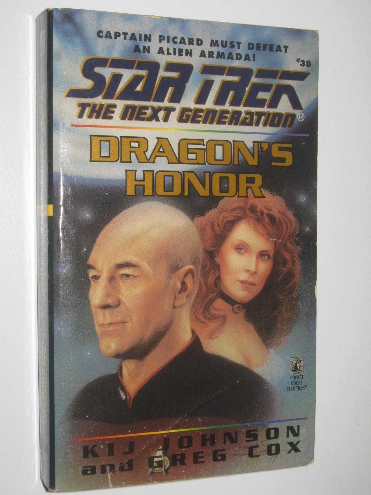 Image for Dragons Honor - STAR TREK: The Next Generation Series #38