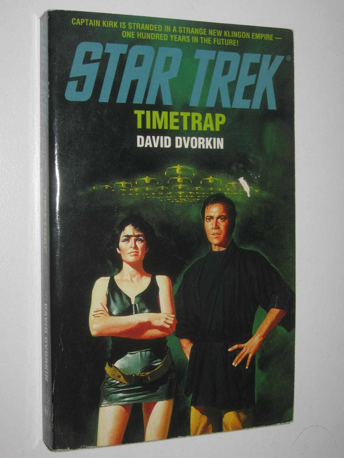 Image for Timetrap - STAR TREK Series #11