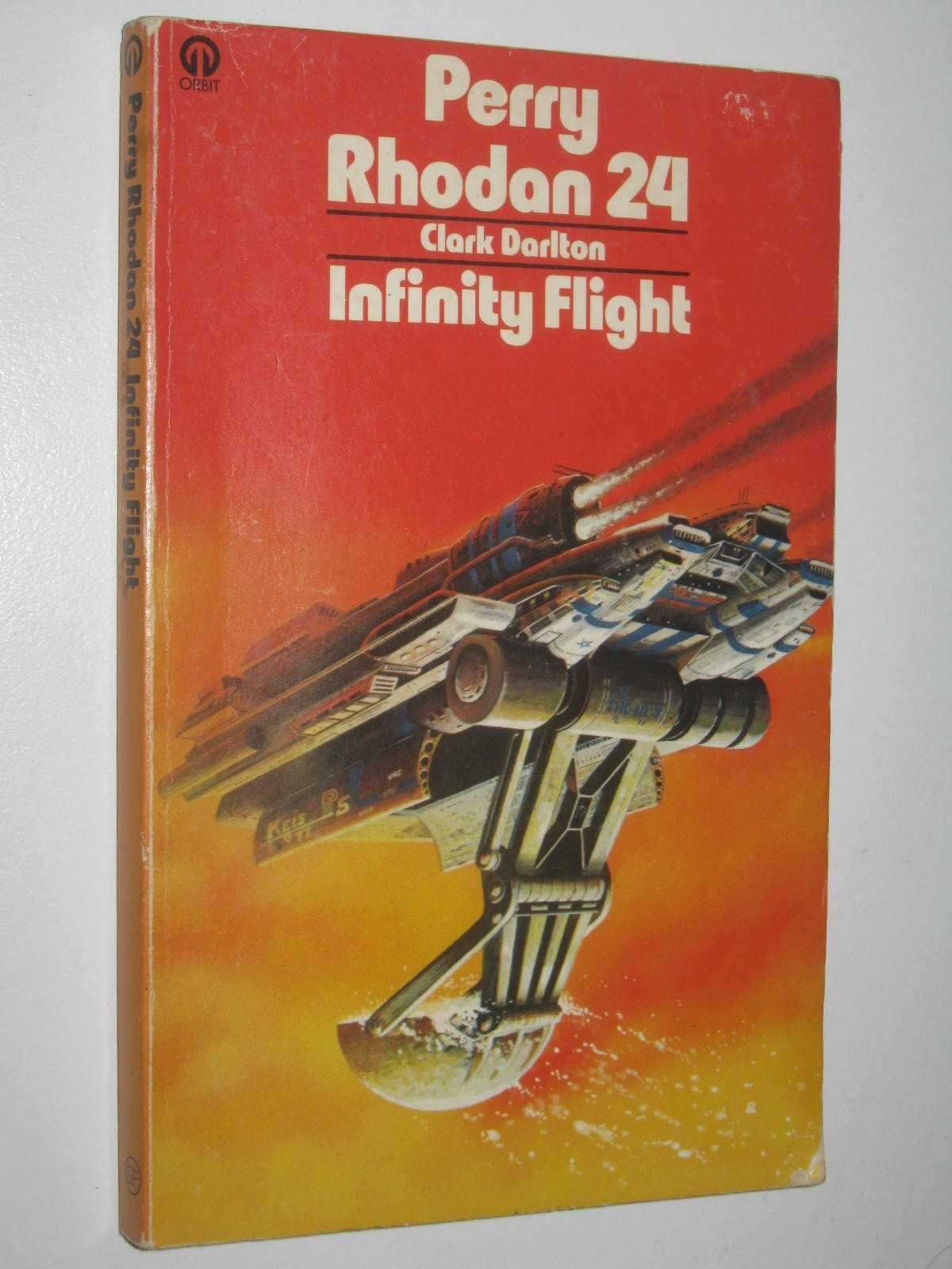 Image for Infinity Flight - Perry Rhodan Series #24