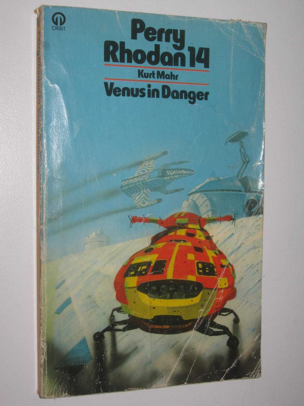 Image for Venus in Danger - Perry Rhodan Series #14
