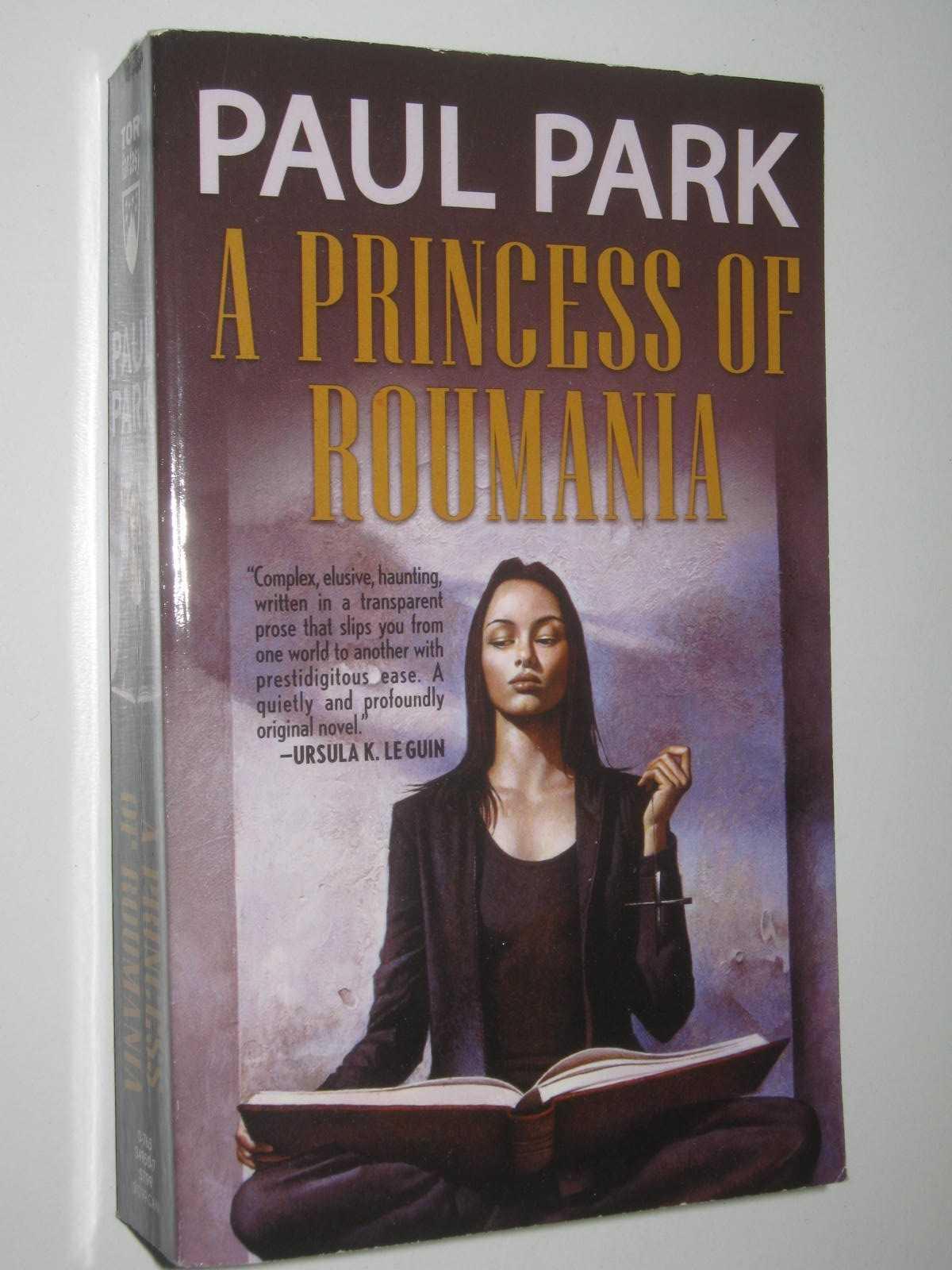 Image for A Princess of Roumania