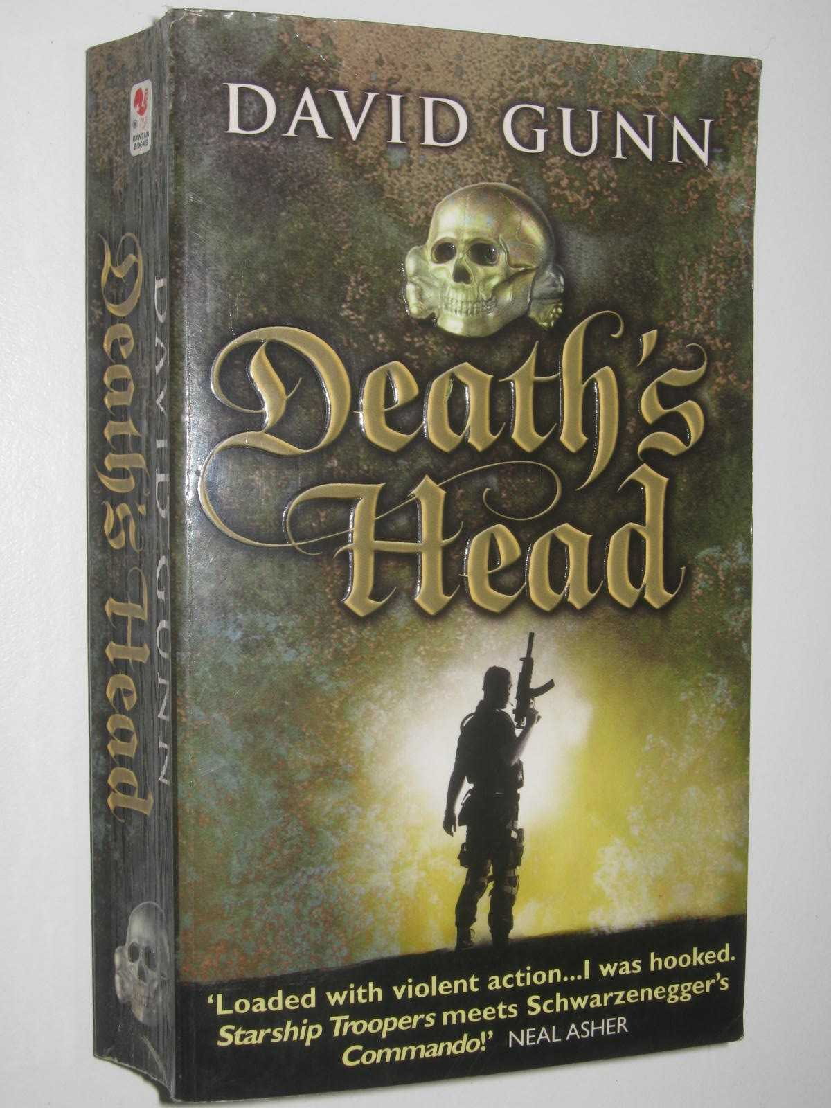 Image for Death's Head - Aux Series #1