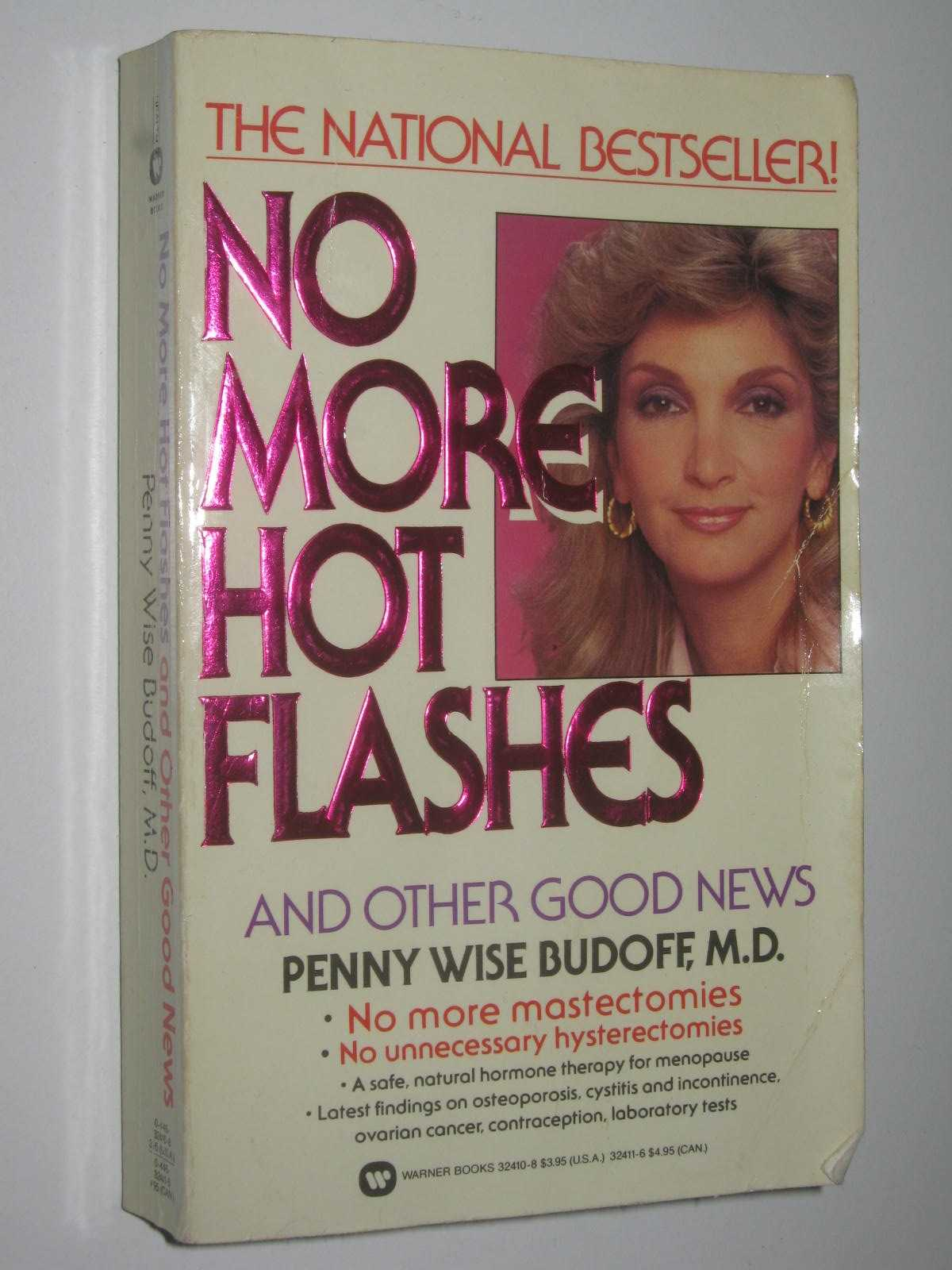 Image for No More Hot Flashes and Other Good News