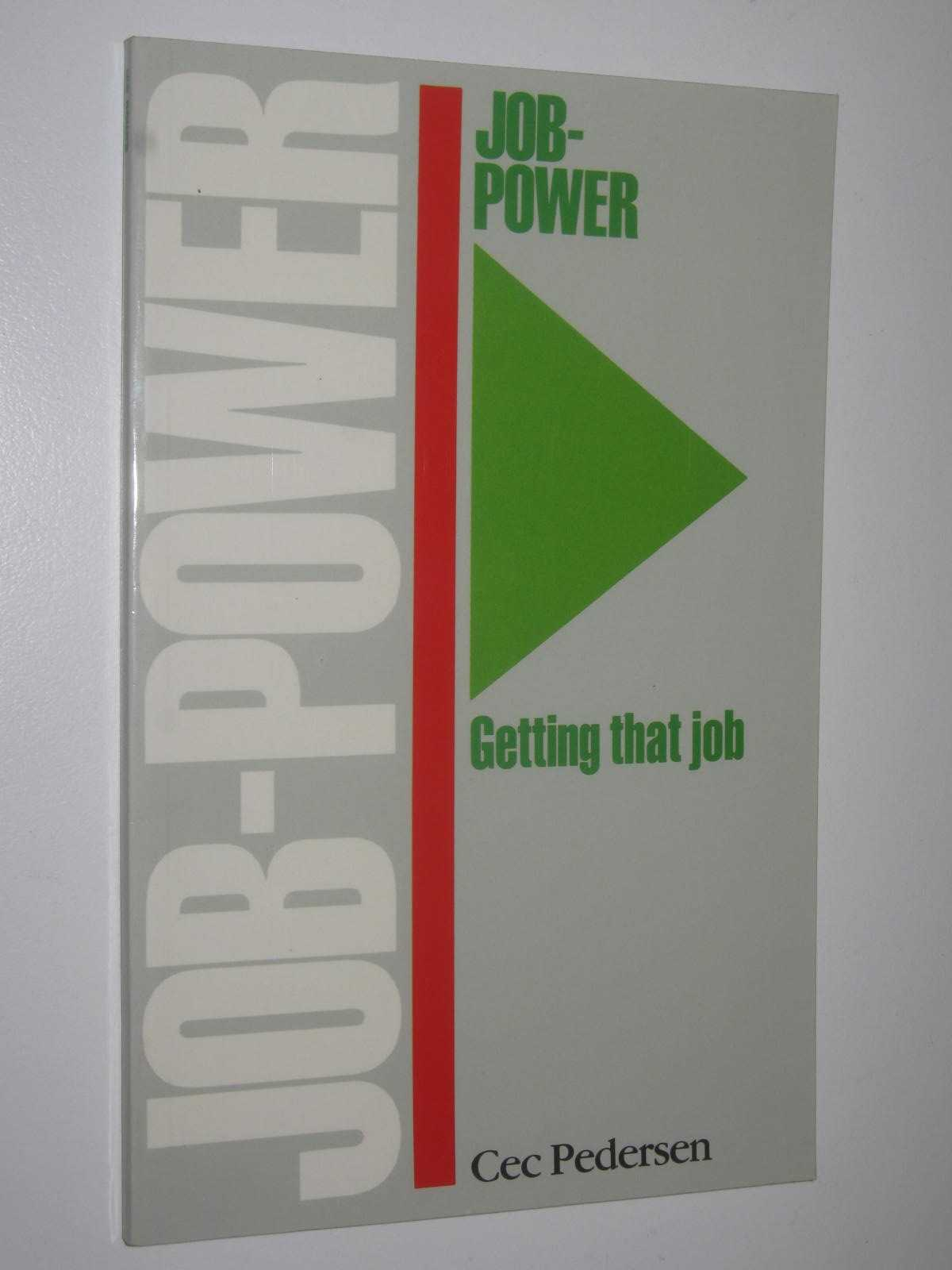 Image for Job-Power : Getting That Job