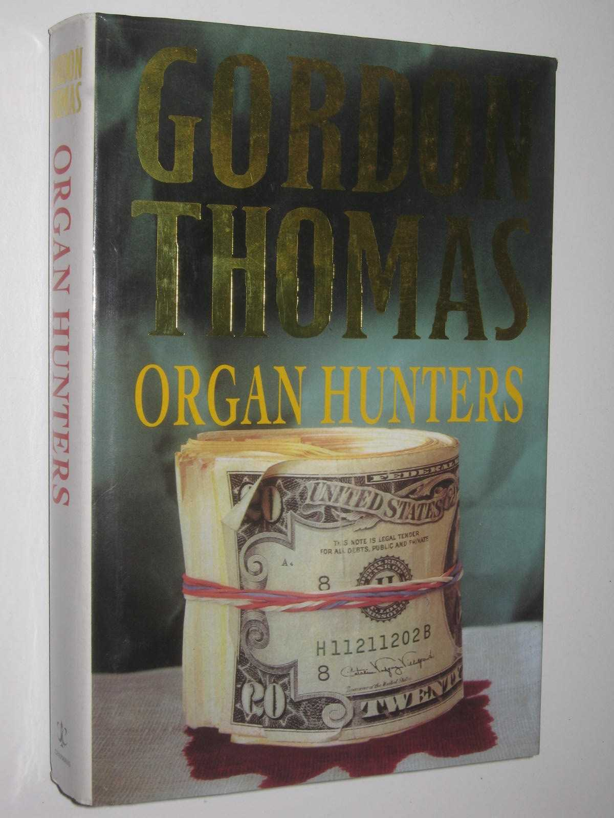 Image for Organ Hunters