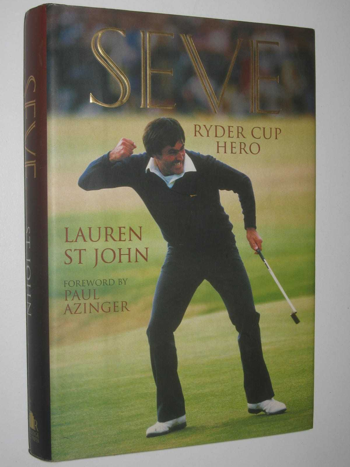 Image for Seve: Ryder Cup Hero