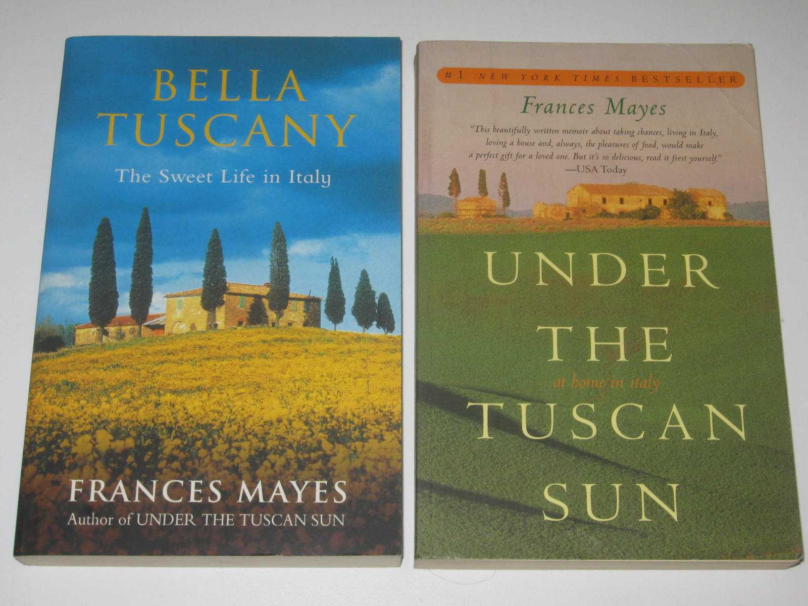Image for Under the Tuscan Sun + Bella Tuscany