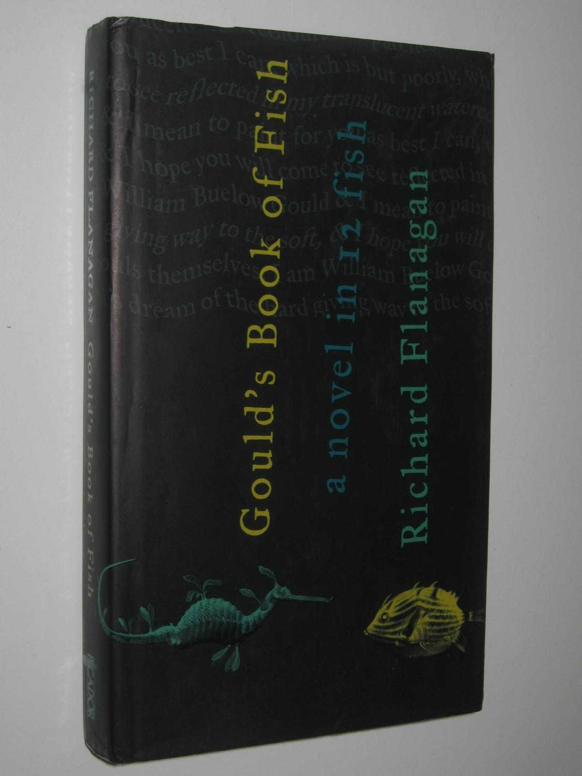 Image for Gould's Book Of Fish : A Novel in Twelve Fish