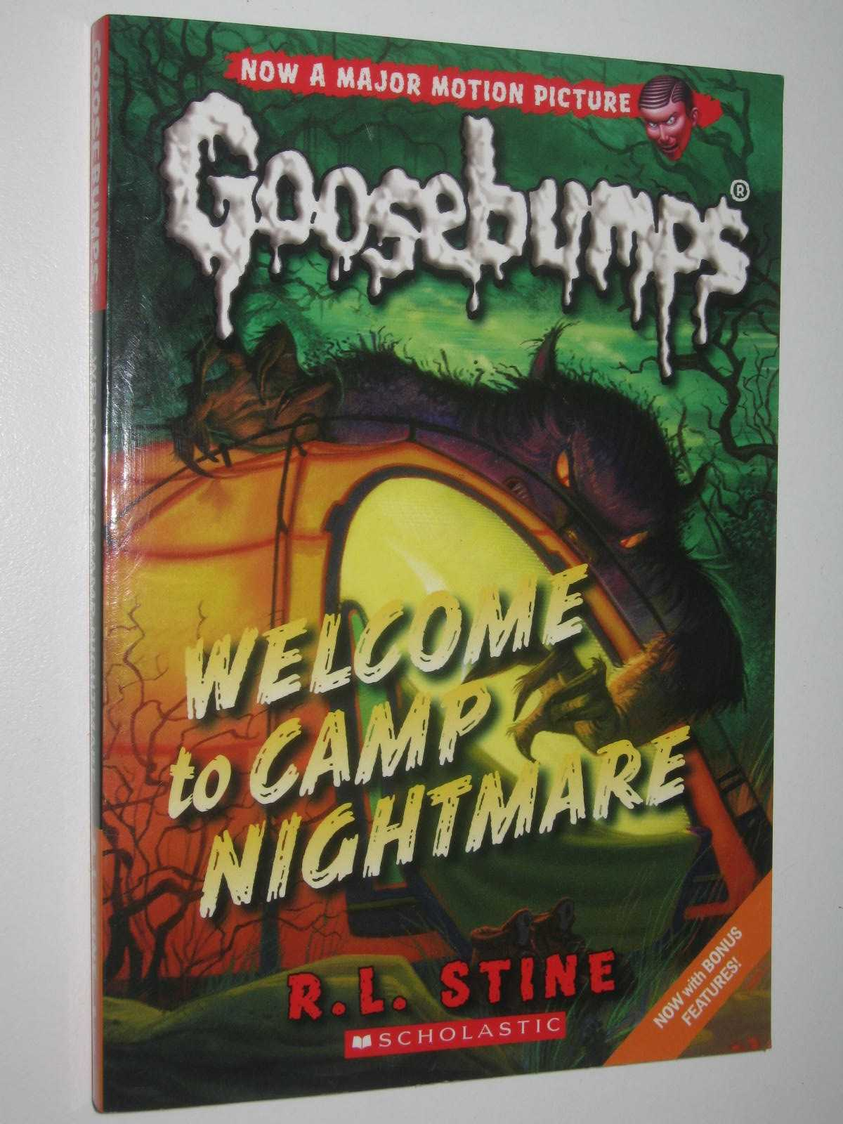Image for Welcome to Camp Nightmare - Goosebumps Classic Series #14