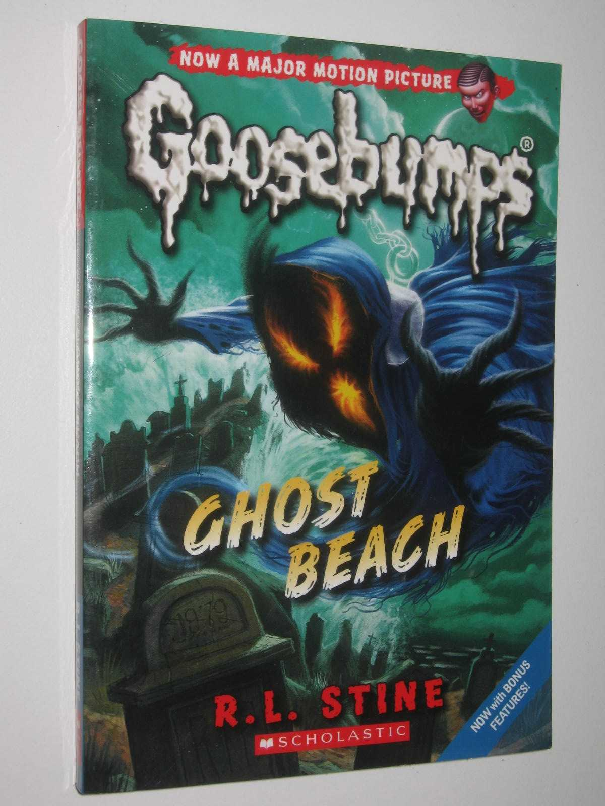 Image for Ghost Beach - Goosebumps Classic Series #15