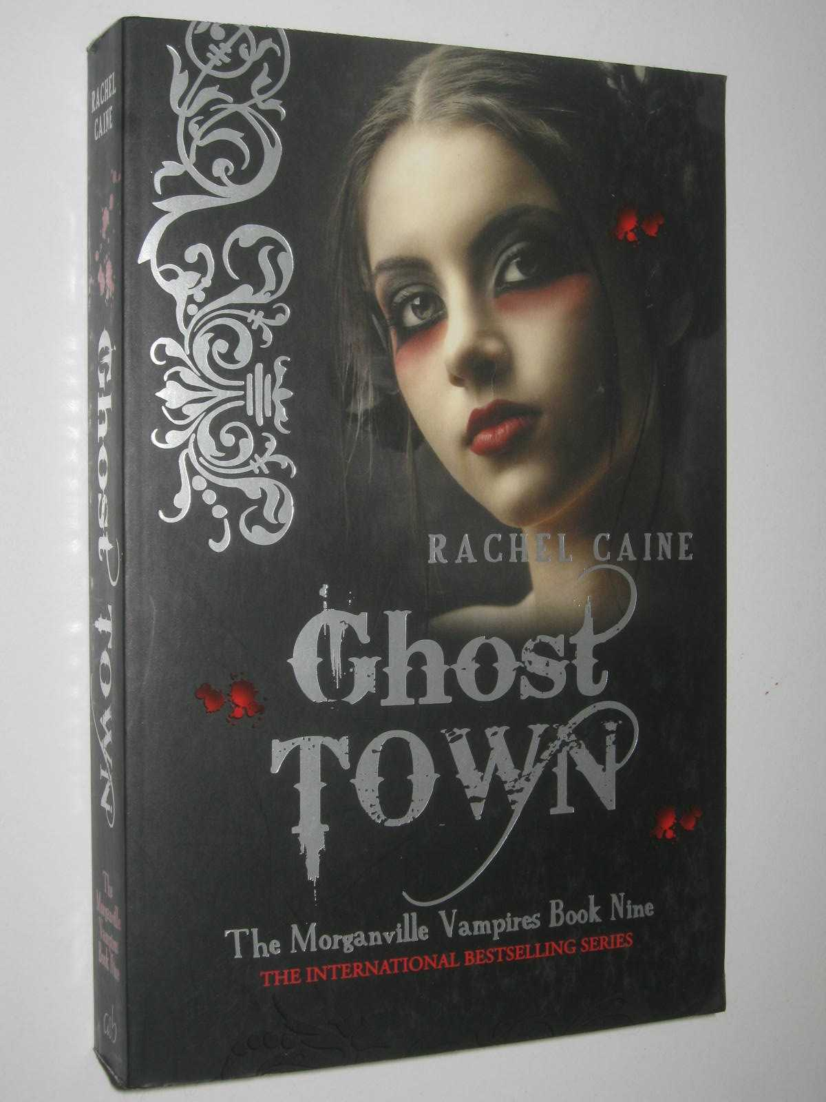 Image for Ghost Town - The Morgainville Vampires Series #9