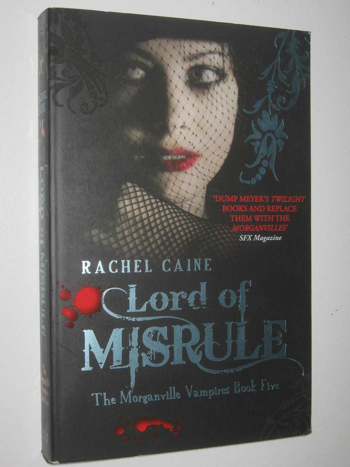 Image for Lord of Misrule - The Morgainville Vampires Series #5
