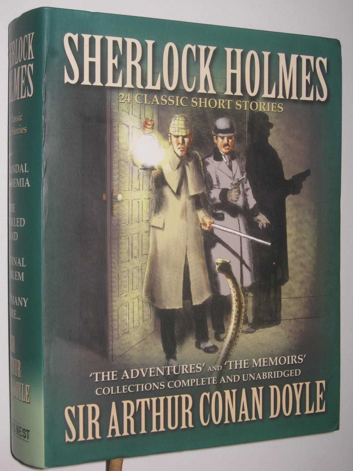 Image for Sherlock Holmes : 24 Classic Short Stories
