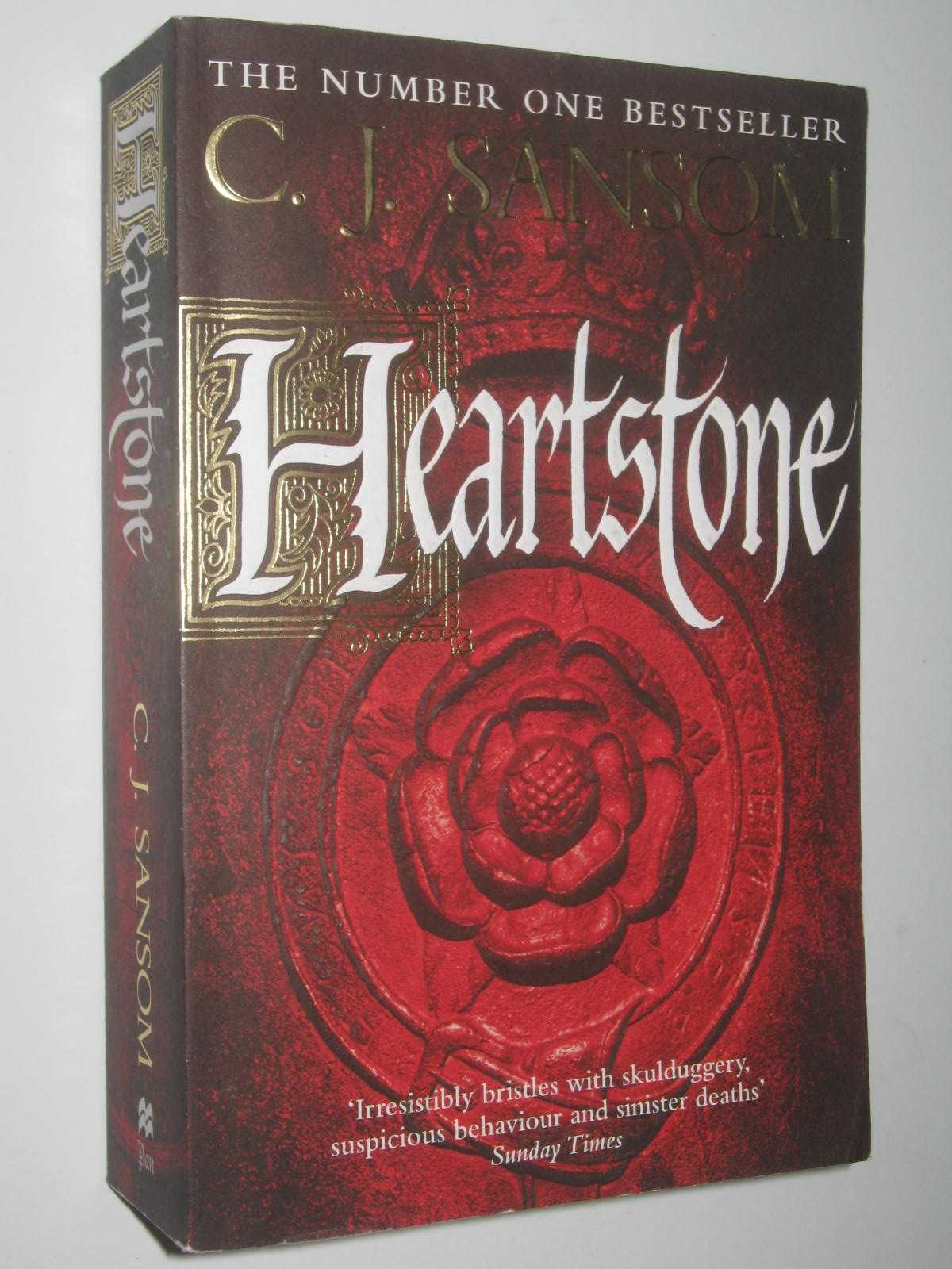 Image for Heartstone - Matthew Shardlake Series #5
