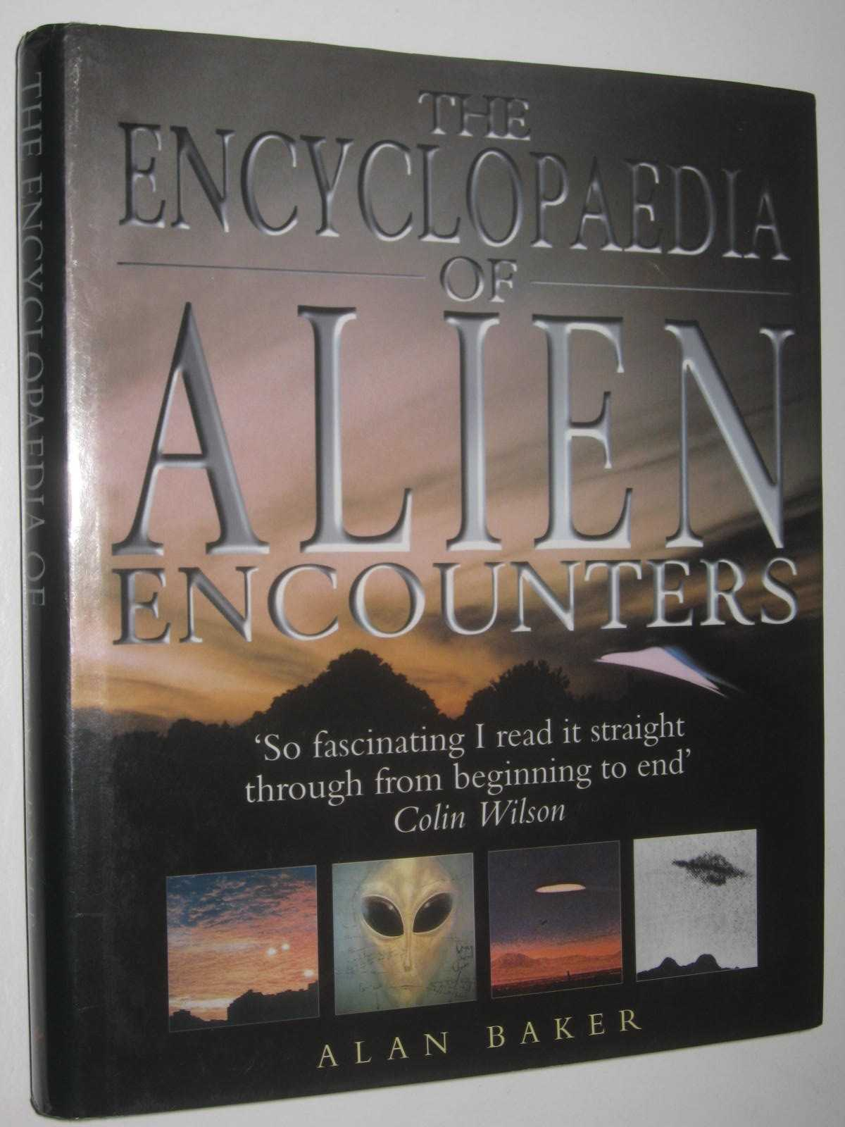 Image for The Encyclopaedia of Alien Encounters