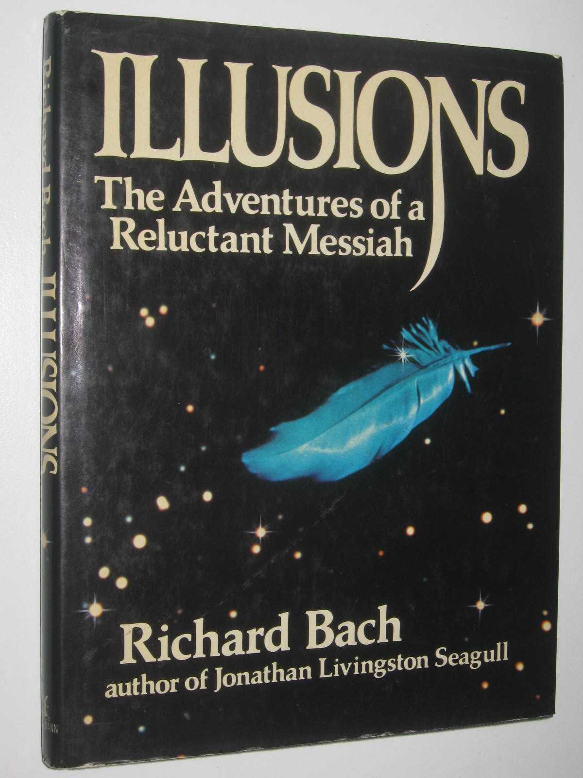 Image for Illusions : The Adventures of a Reluctant Messiah