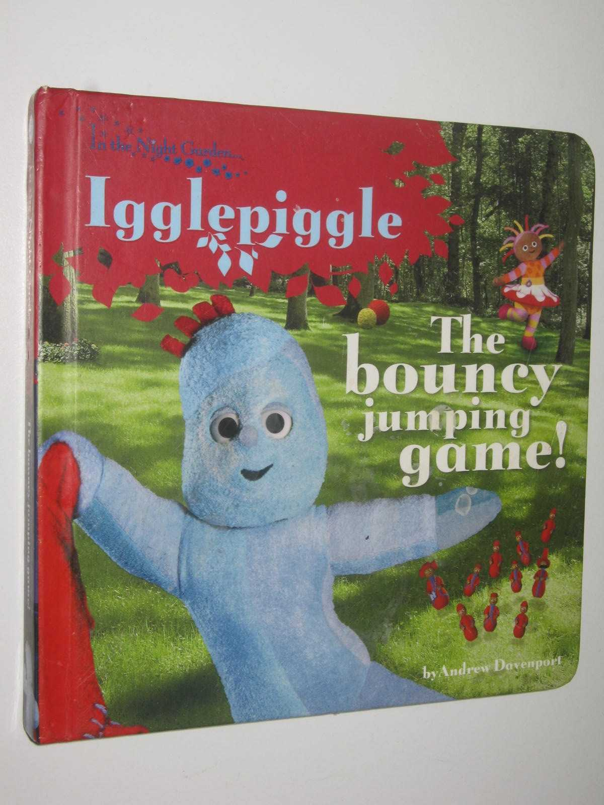 Image for In The Night Garden : The Bouncy Jumping Game! + All Aboard The Ninky Nonk! + The Happy Waving Game! + Upsy Daisy Wants To Sing!