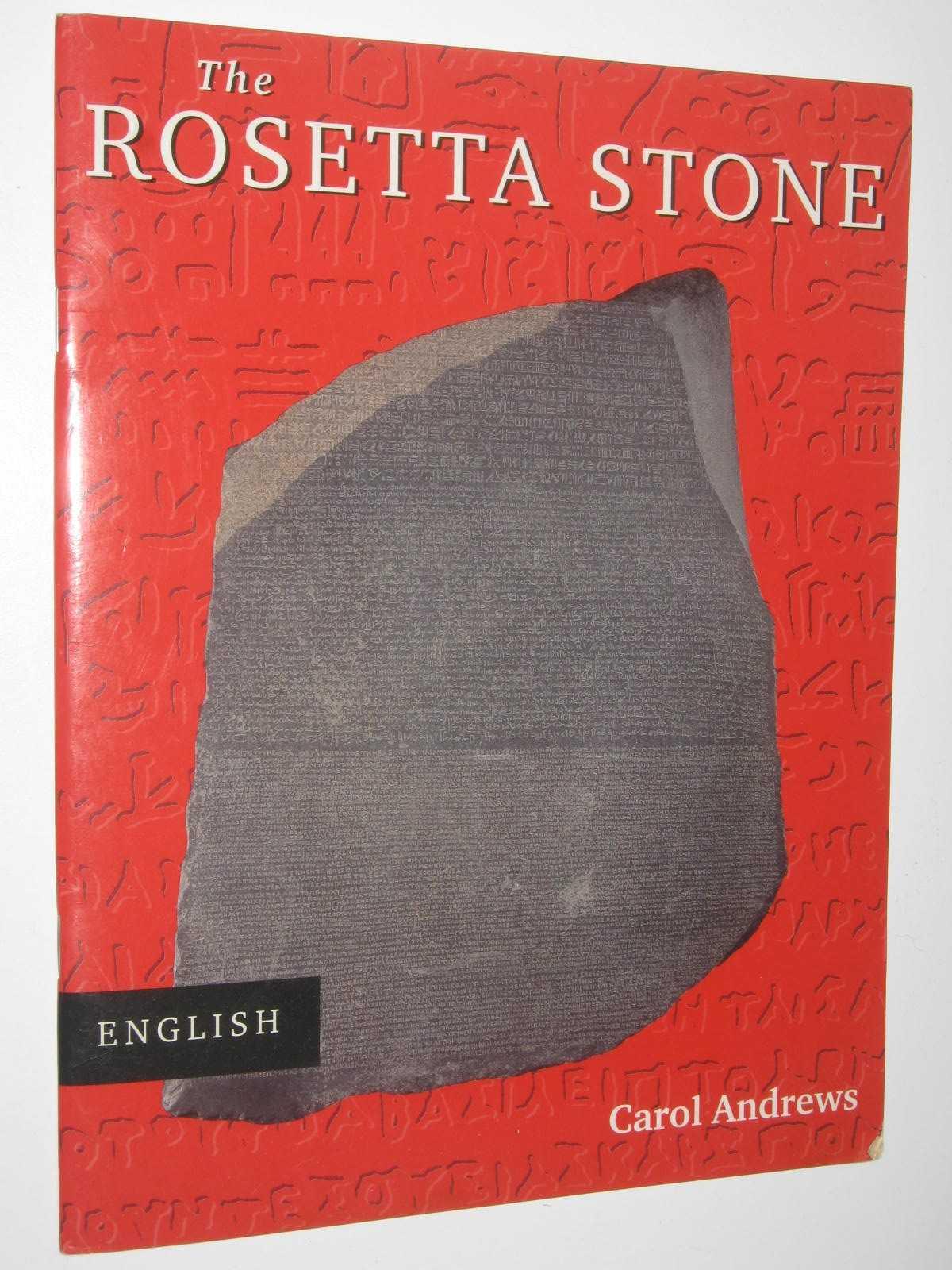 Image for The Rosetta Stone
