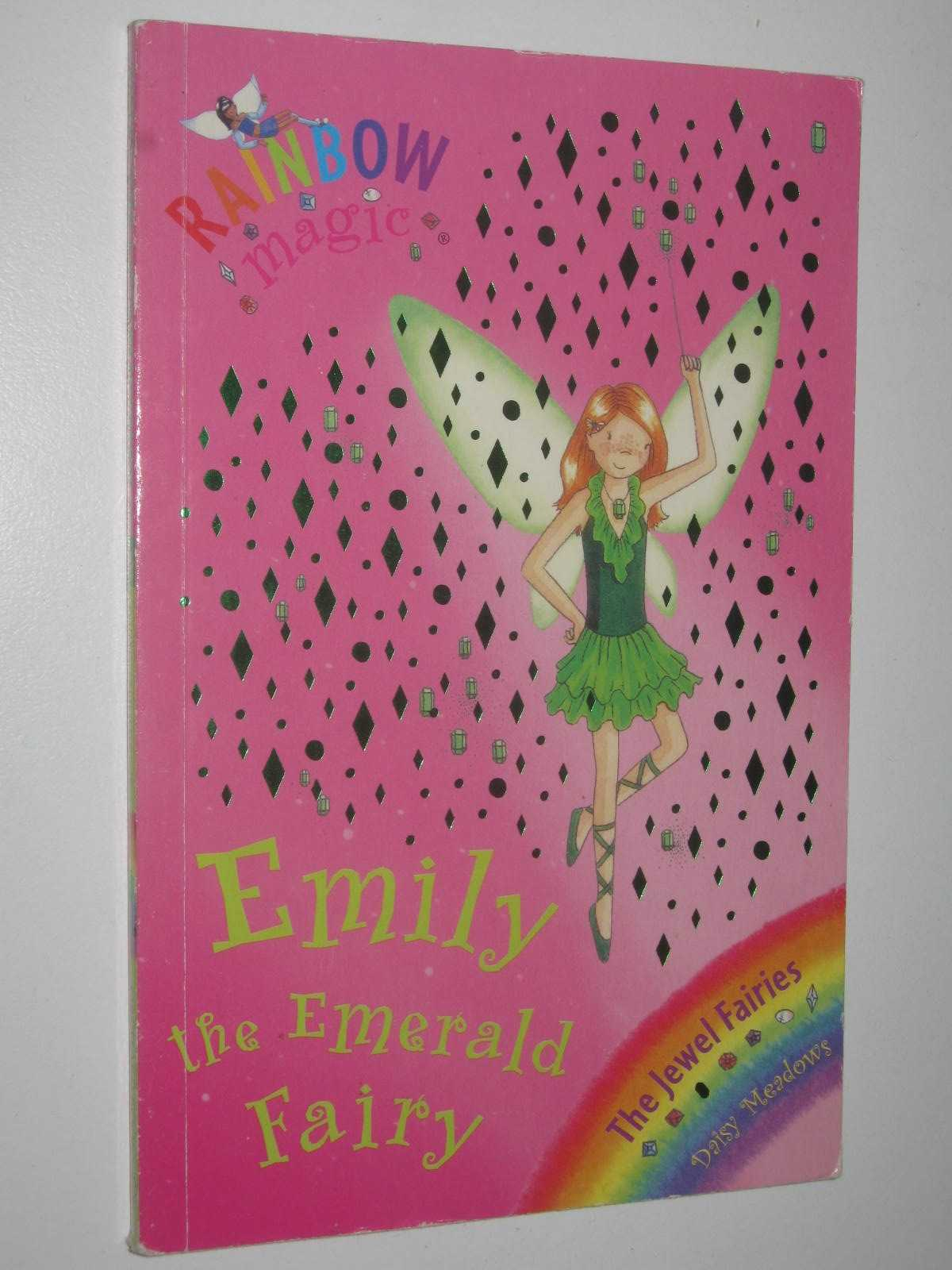 Image for Emily the Emerald Fairy - Rainbow Magic Series #24